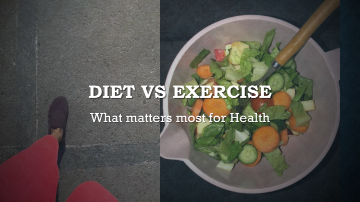 Diet Vs Exercise: The Truth About WeightLoss|DesertedMom